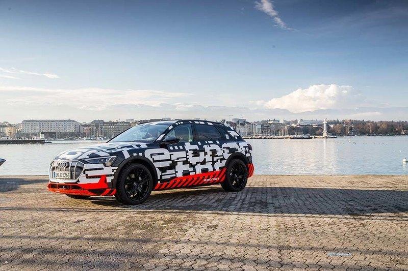 Серийная Audi с камерами вместо зеркал: известна дата дебюта
