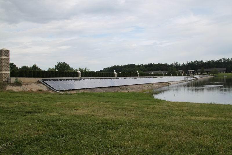 120 кВт резервной энергии или Как запитать усадьбу от энергии солнца - 2
