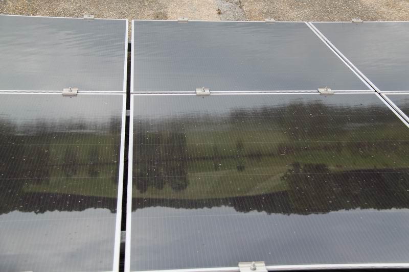120 кВт резервной энергии или Как запитать усадьбу от энергии солнца - 3