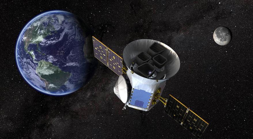 TESS приступил к поиску экзопланет - 1