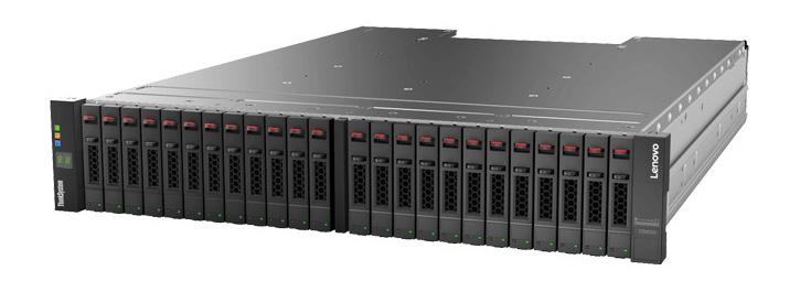 Обзор системы хранения данных Lenovo DS6200 - 1