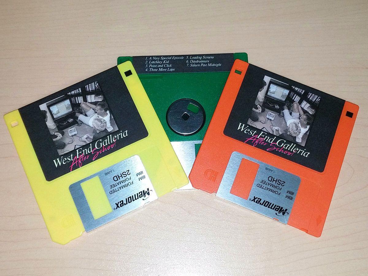 """Революция на 3,5"""": подробности небольшого бума дискет с музыкой вэйпорвэйв - 1"""