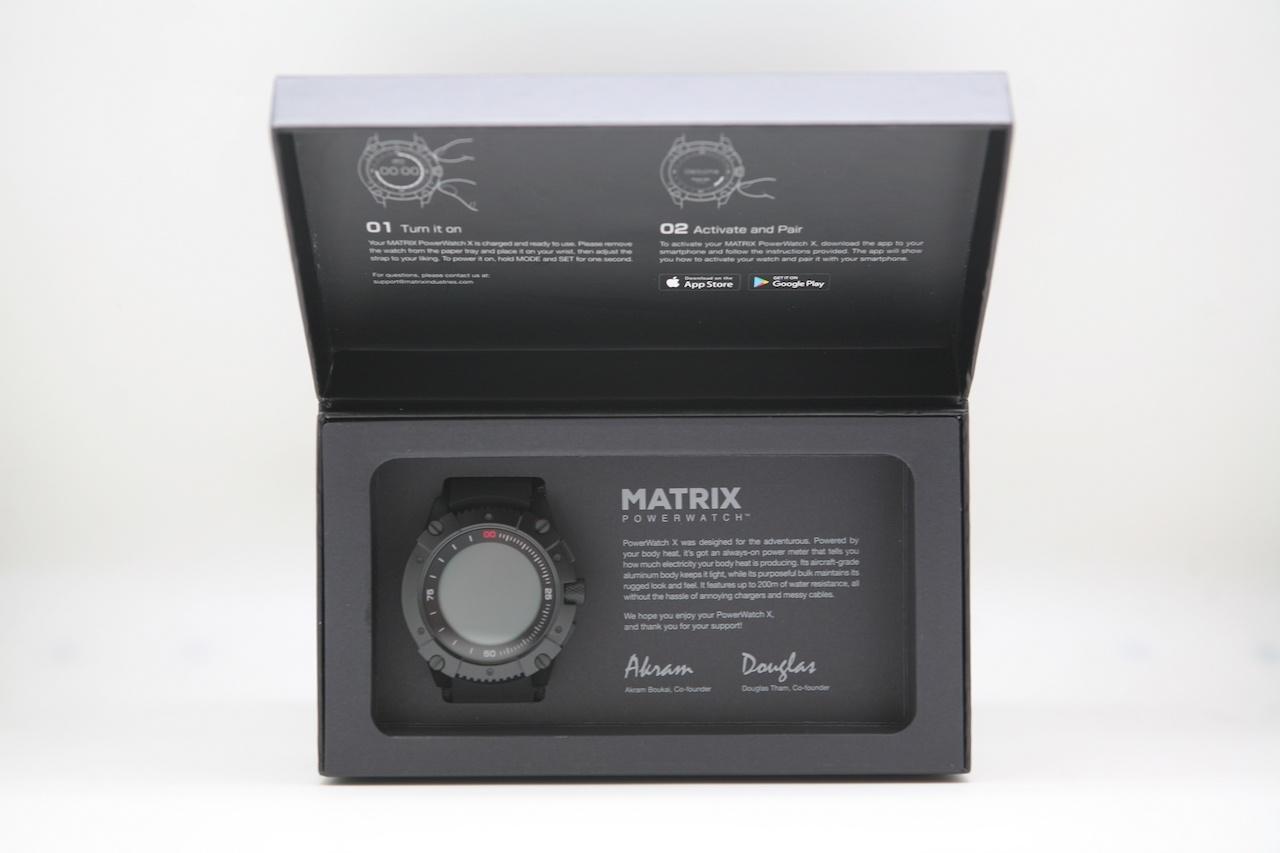 Умные часы Matrix PowerWatch, которые никогда не нужно заряжать - 1