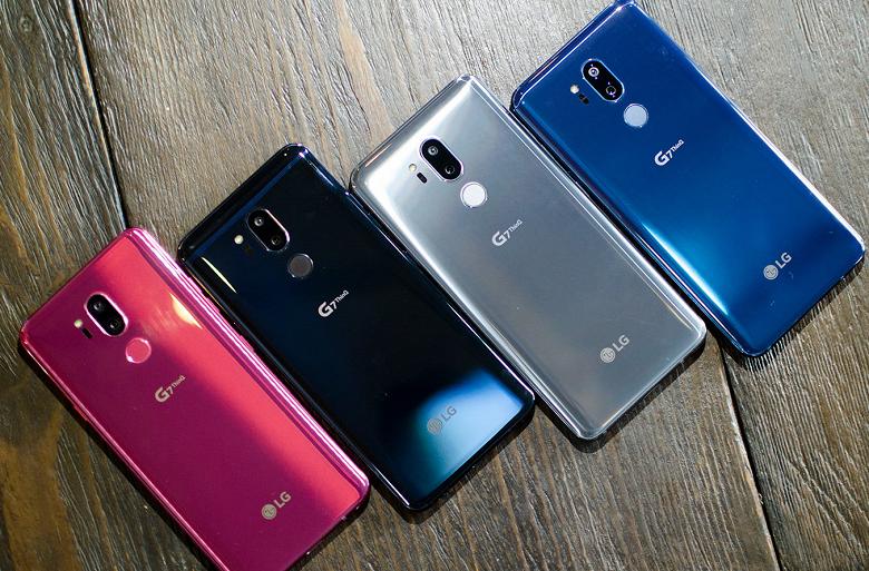LG установила антирекорд по продажам смартфонов за последние 20 кварталов