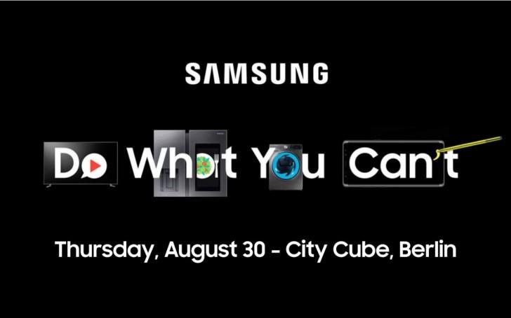 Samsung интригует: «Делай то, чего не можешь»
