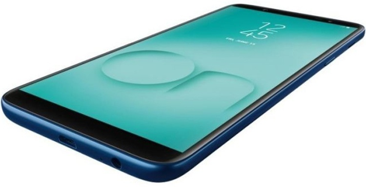 Смартфон Samsung Galaxy On8 (2018) оборудован 6″ экраном Super AMOLED