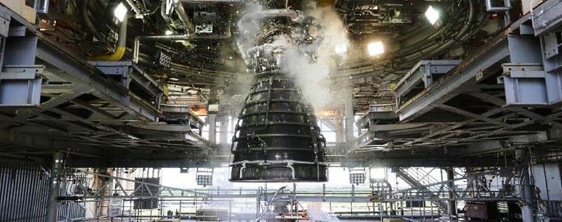 Жизнь двигателя после смерти ракеты - 1