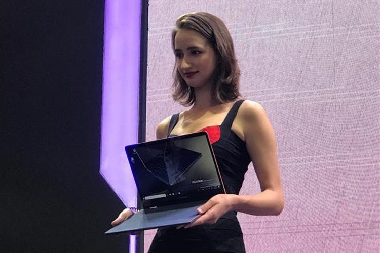 Raytheon Uncia: первый игровой ноутбук в герметичном корпусе