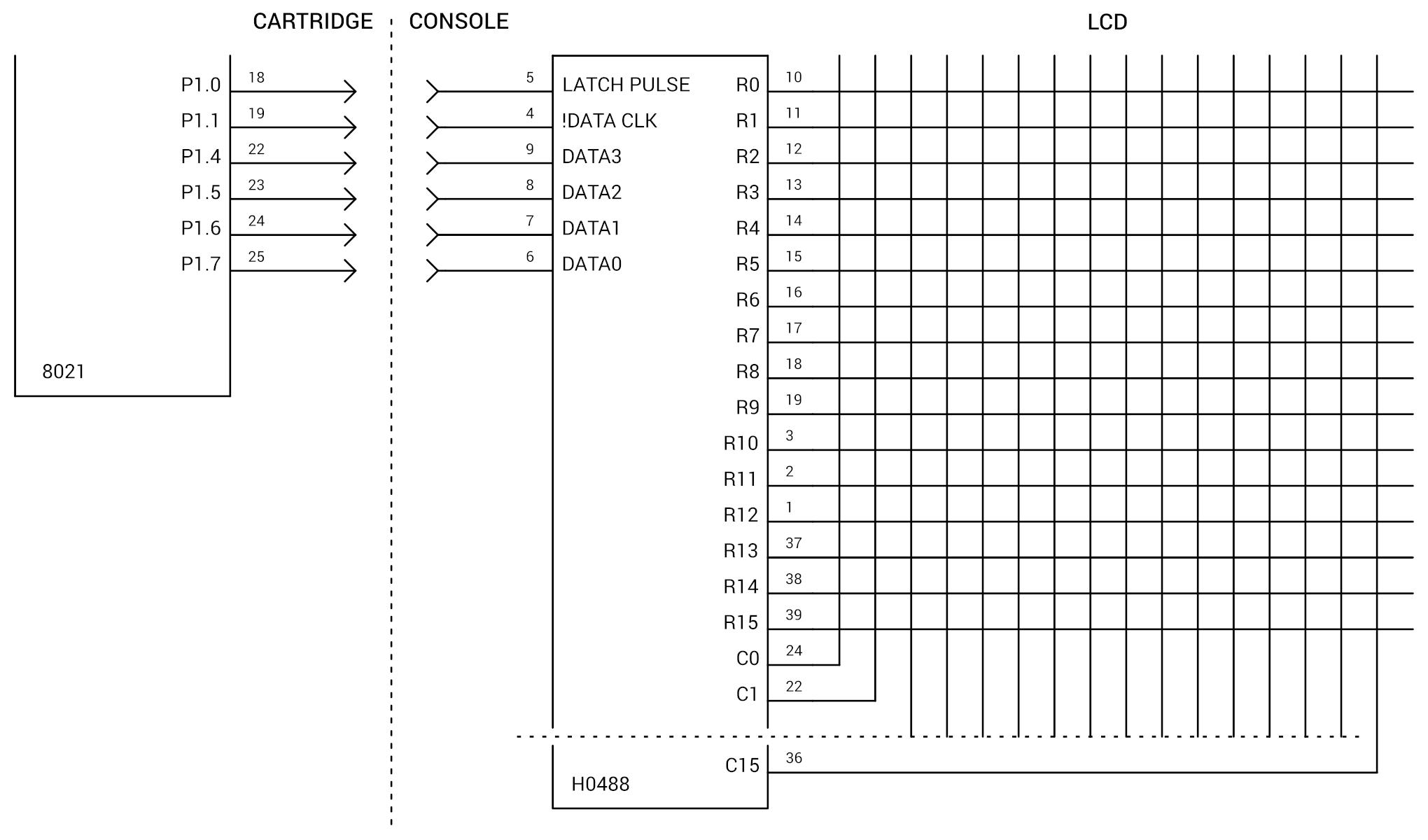 Ретро-разработка для первой портативной консоли из далекого 1979 года - 15