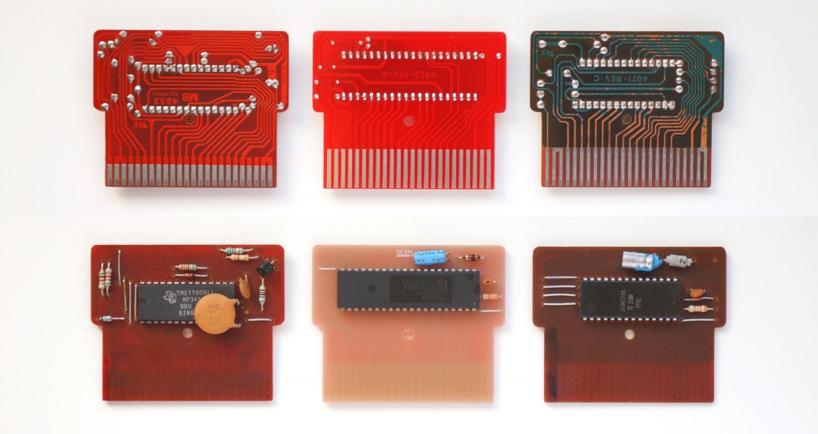 Ретро-разработка для первой портативной консоли из далекого 1979 года - 23