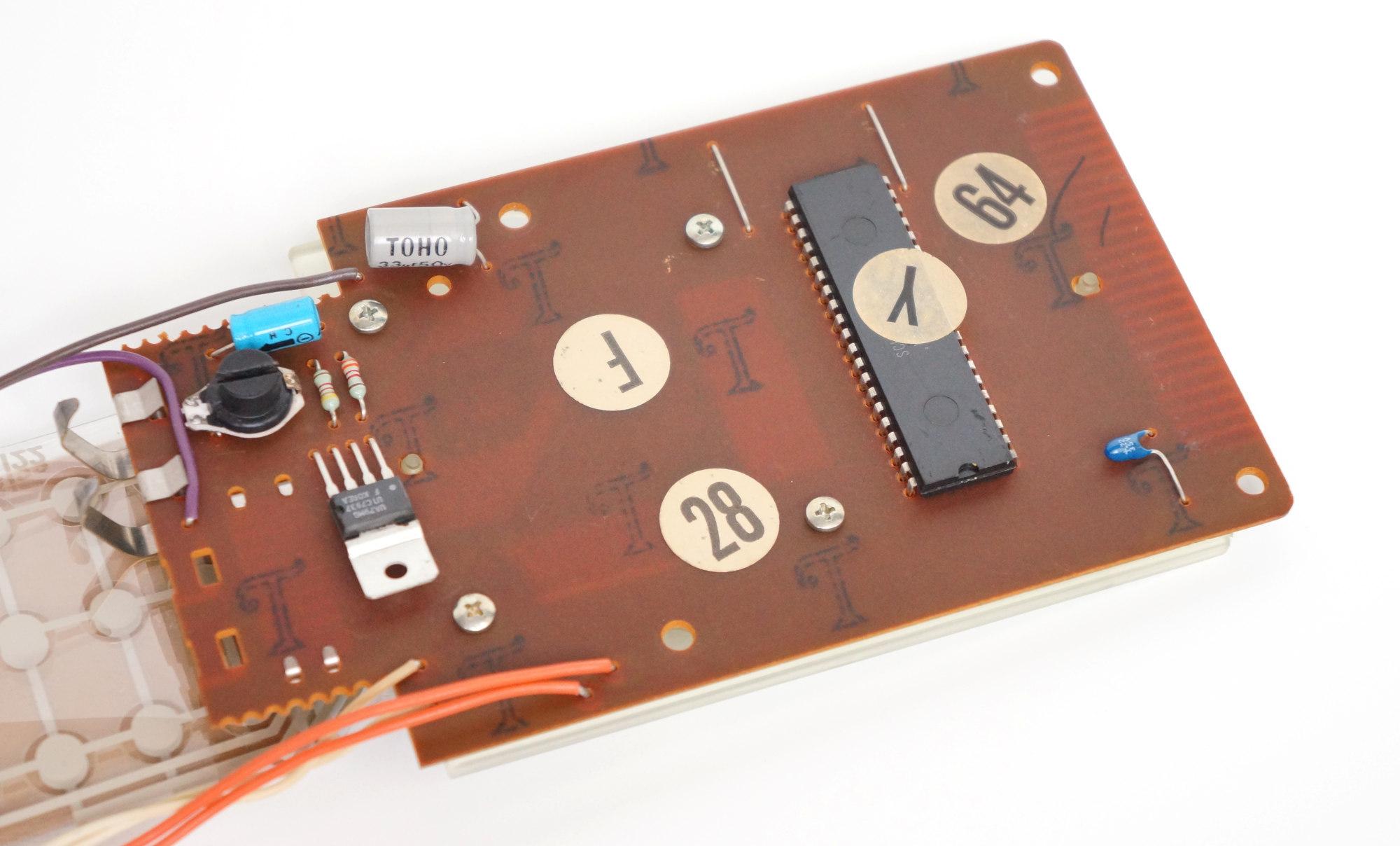 Ретро-разработка для первой портативной консоли из далекого 1979 года - 5