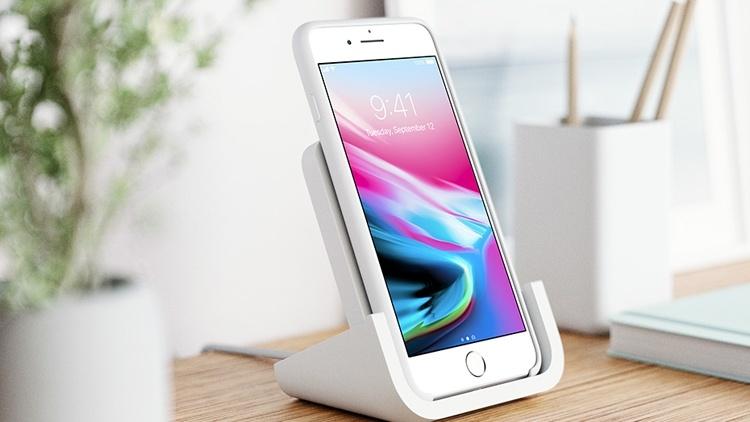 Logitech Powered: станция беспроводной зарядки для iPhone