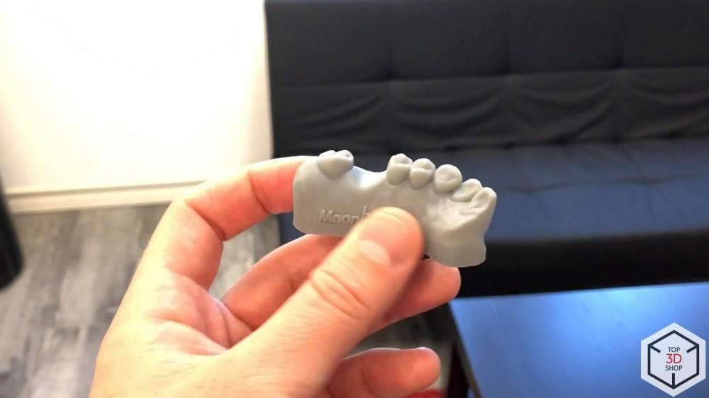 Анонс стоматологического фотополимерного 3D-принтера MoonRay S - 11