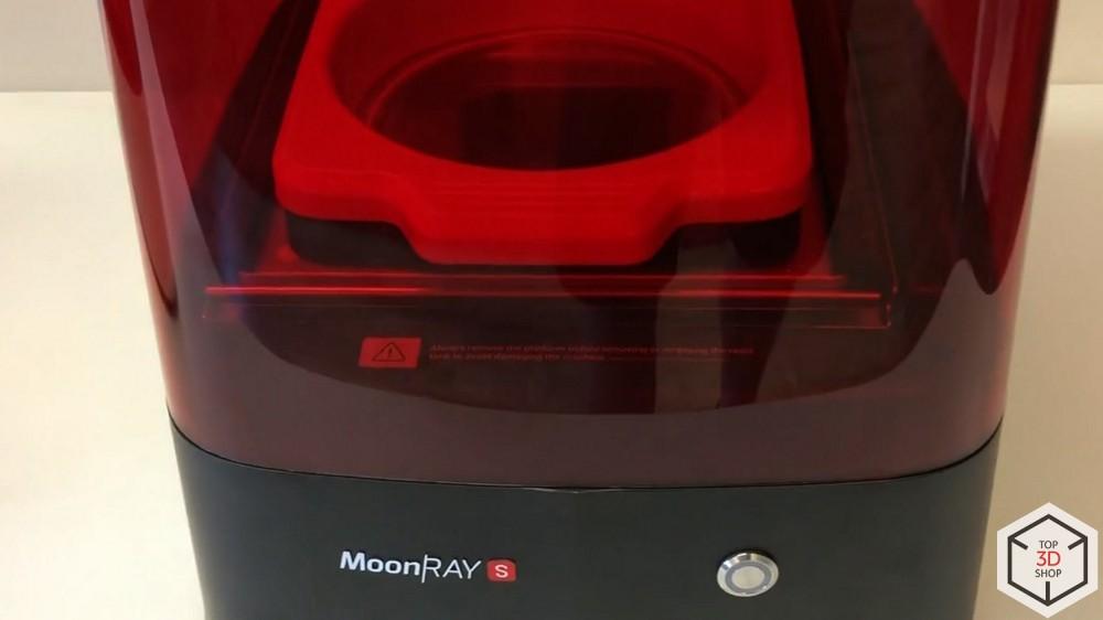 Анонс стоматологического фотополимерного 3D-принтера MoonRay S - 6