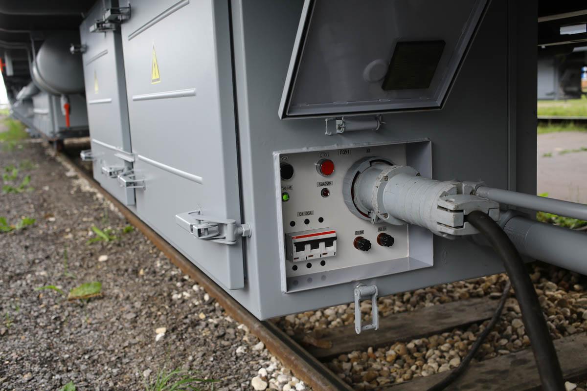 Зачем при наличии электропитания нужен старый добрый угольный котёл в вагоне - 1
