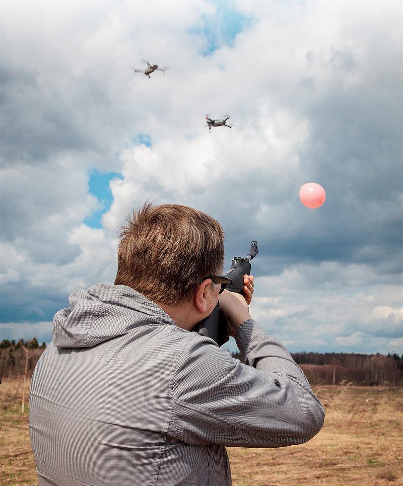 Стрельба по воздушным шарикам: как это делается
