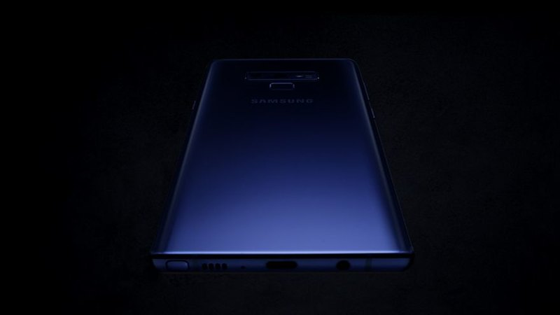 Samsung презентовала Galaxy Note9