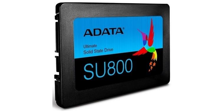 ADATA представила твердотельный накопитель Ultimate SU800 ёмкостью 2 Тбайт