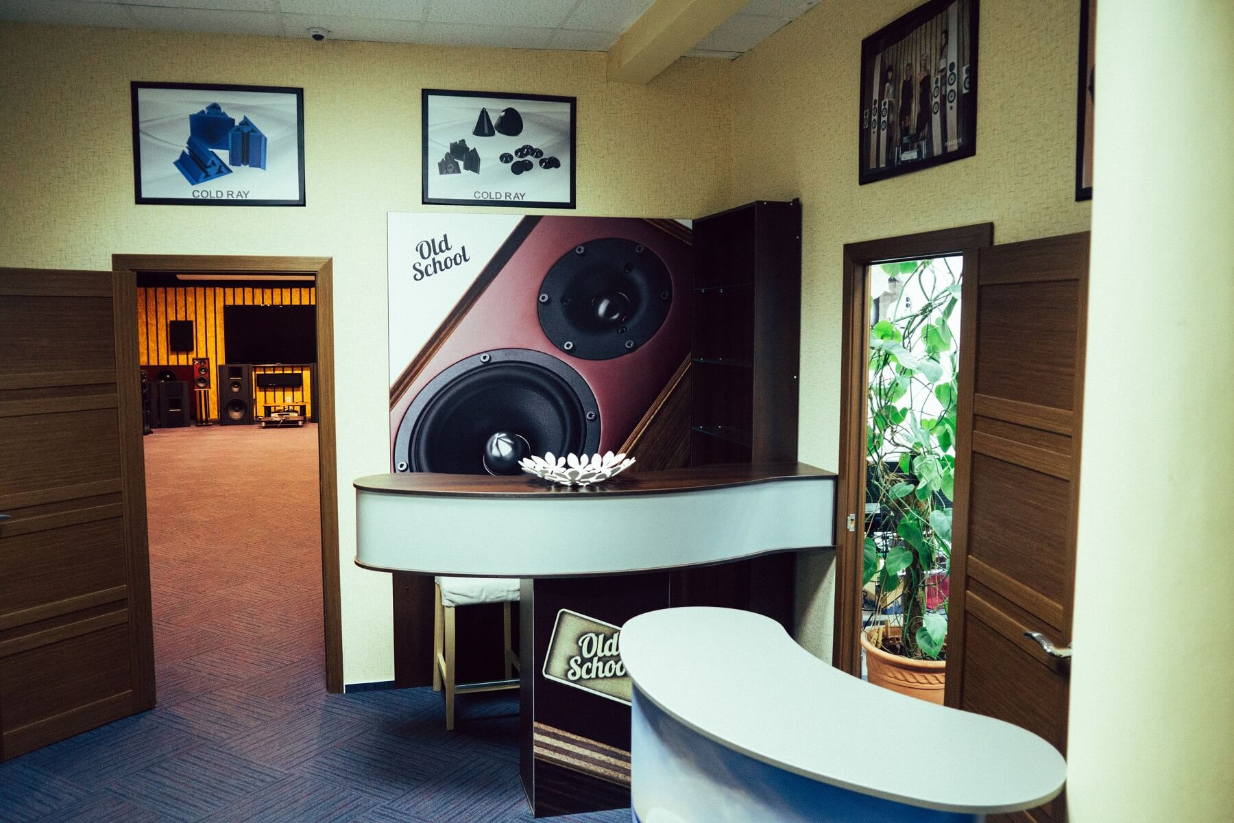 Фотоэкскурсия по офису «Аудиомании»: часть первая - 3
