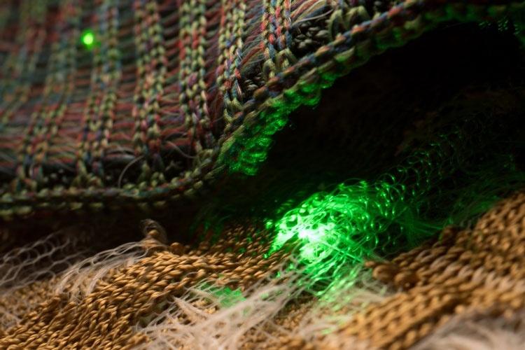 Грядёт революция в текстиле: «электроника» станет мягкой и шелковистой