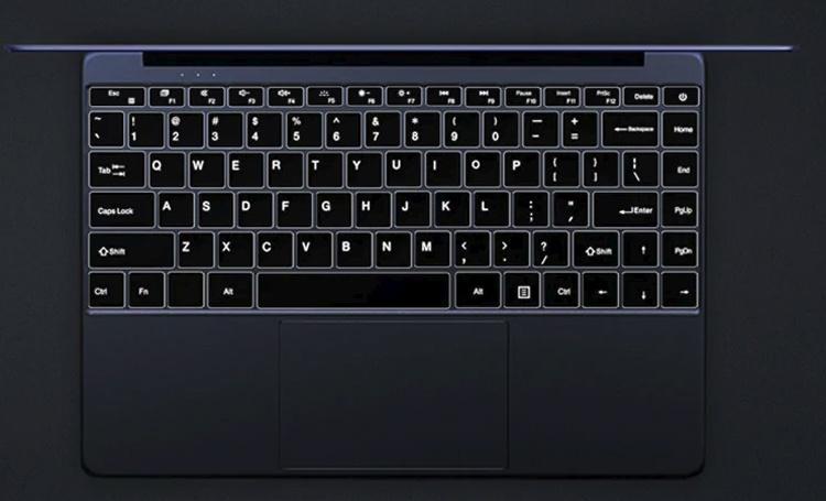 Ноутбук Chuwi Lapbook SE на платформе Intel Gemini Lake стоит 0