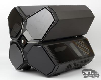 Новая статья: 7 советов, как собрать красивый ПК с RGB-подсветкой. Тестирование корпуса Deepcool Quadstellar