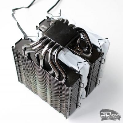 Новая статья: Обзор и тестирование процессорного кулера GELID Phantom Black: лучший в своём классе