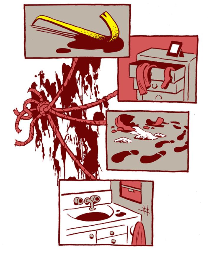 Что расскажут капли крови: тригонометрия преступлений - 2