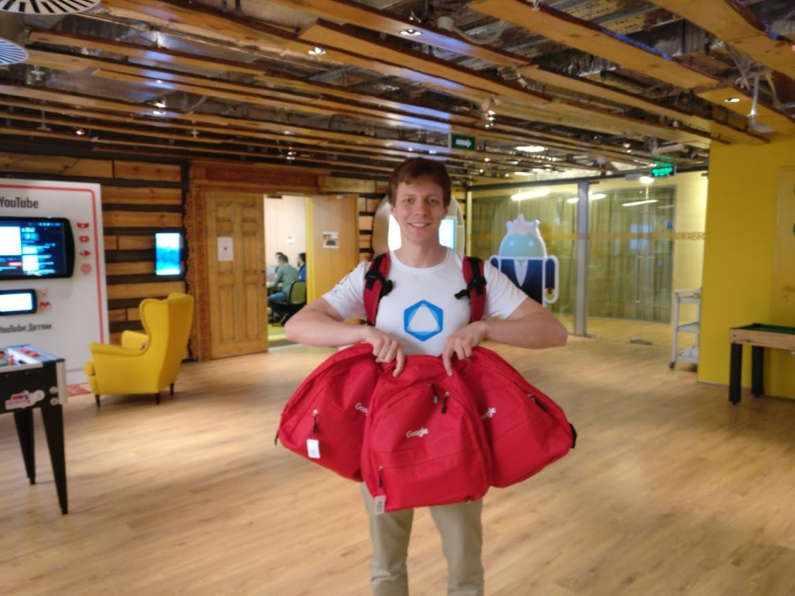 Идеальный Action для Google Ассистента — 8 уроков московского хакатона - 1
