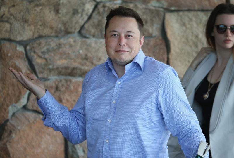 Илон Маск заявил, что компания может быть продана частным инвесторам. Ими оказался саудовский фонд - 1