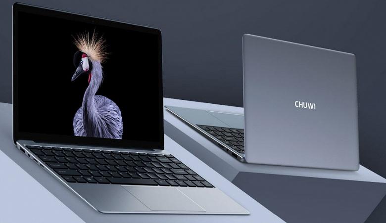 Ноутбук Chuwi Lapbook SE получил 32 ГБ флэш-памти и SSD на 128 ГБ при цене $270