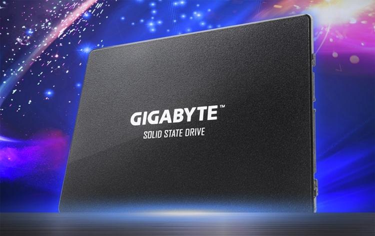 GIGABYTE выпустила твердотельные накопители ёмкостью 120 и 240 Гбайт