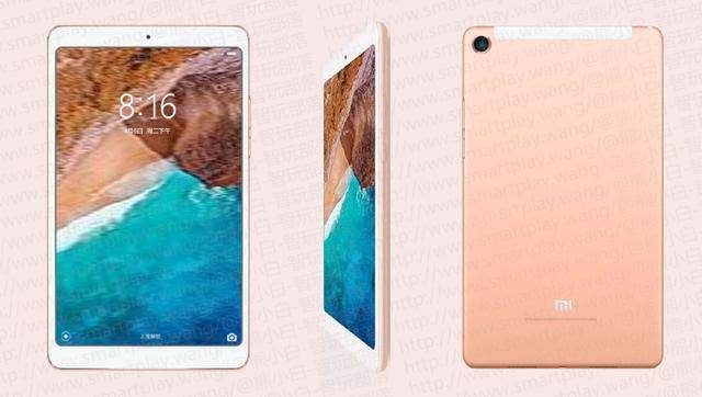 Xiaomi представила 10-дюймовый планшет Xiaomi Mi Pad 4