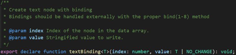 Исследование Ivy — нового компилятора Angular - 4