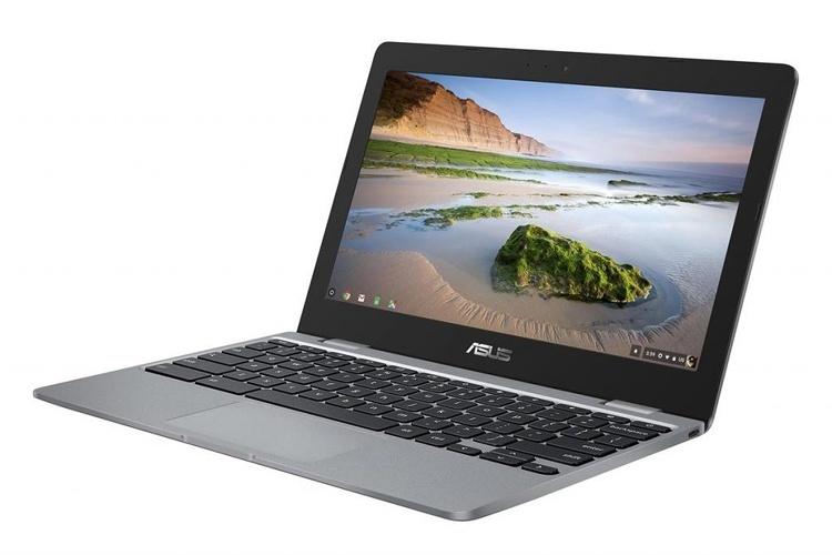 ASUS рассекретила портативный компьютер Chromebook C223