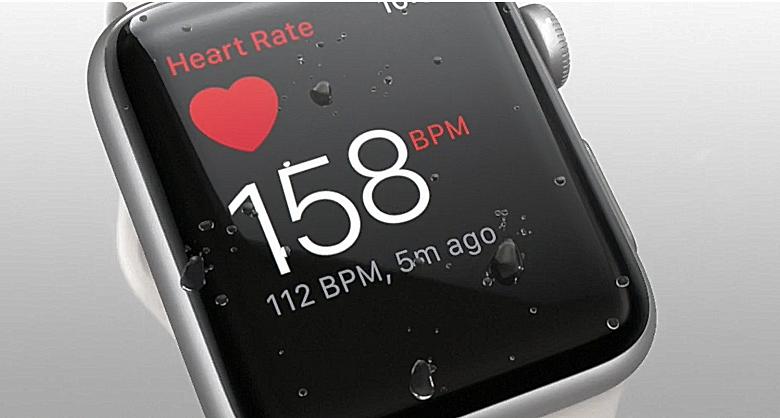 Apple хочет создать процессор для работы с датчиками, отслеживающими физические показатели человека