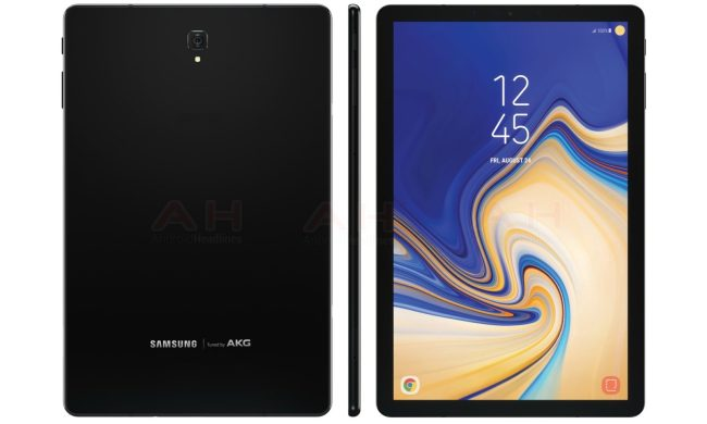 Флагманский планшет Samsung Galaxy Tab S4 доступен для предзаказа
