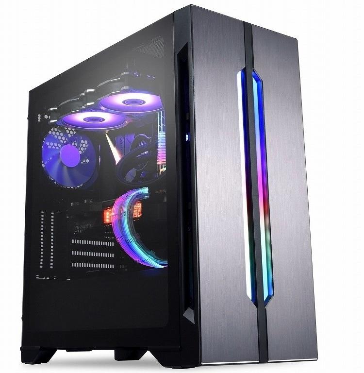 Корпус Lian Li LanCool One допускает установку видеокарт длиной до 420 мм