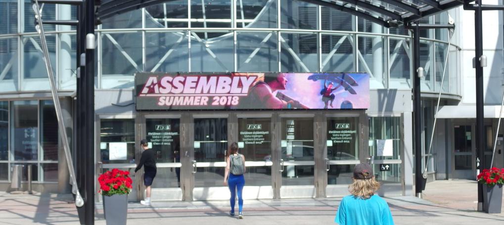 Демопати в Хельсинки «Assembly 2018», фотоотчёт, день второй - 1