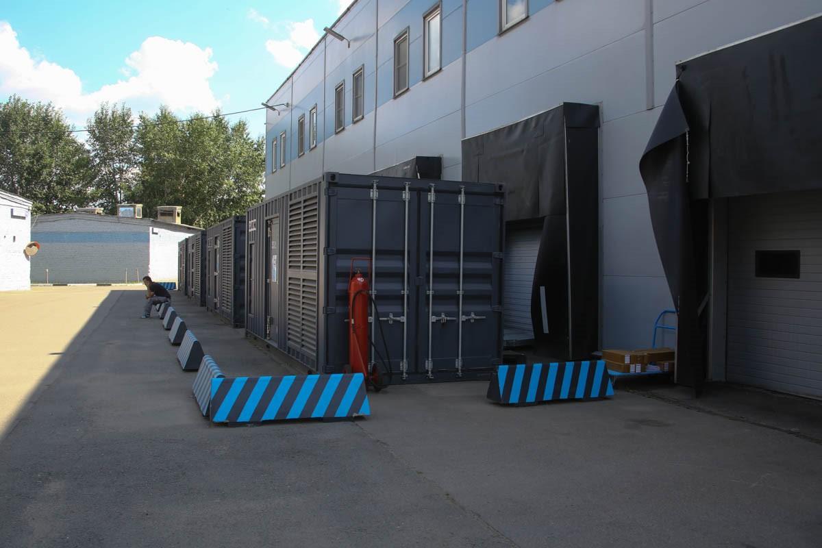 Обзор ЦОД IXcellerate (самый большой машзал в РФ) - 38