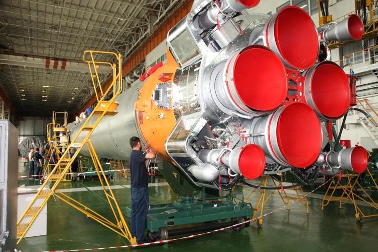 Пилотируемый корабль «Союз МС-10» отправится к МКС в октябре