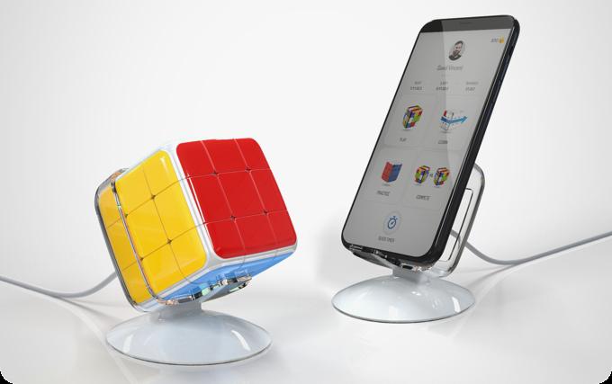 Три умных кубика Рубика: Xiaomi, Roobo и GoCube - 6