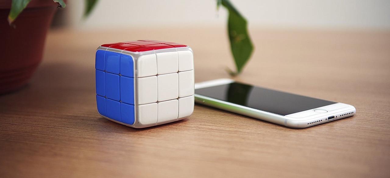Три умных кубика Рубика: Xiaomi, Roobo и GoCube - 1