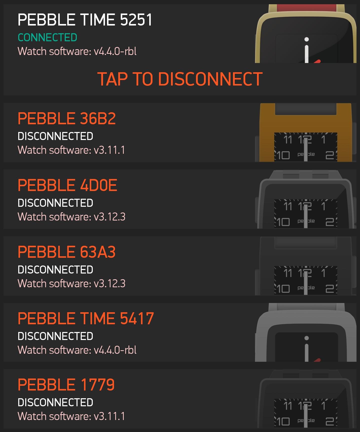 Умные часы Pebble: как в одночасье стать раритетом - 10