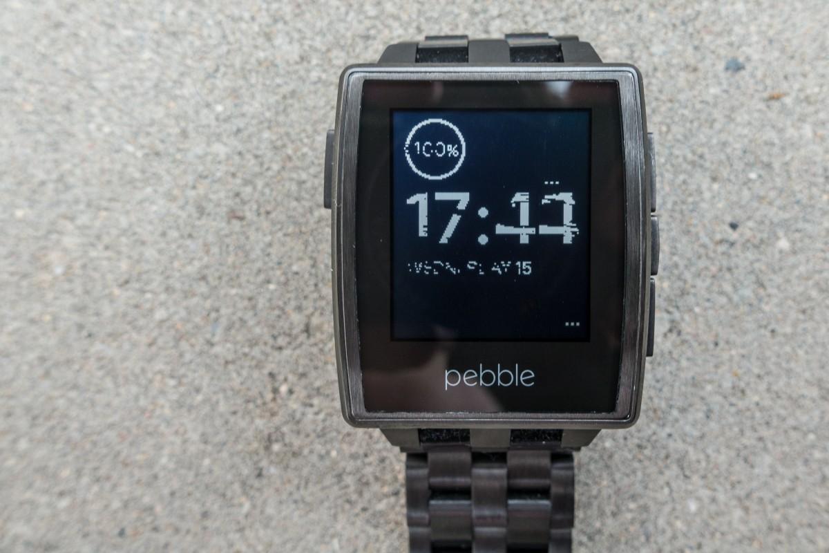 Умные часы Pebble: как в одночасье стать раритетом - 5