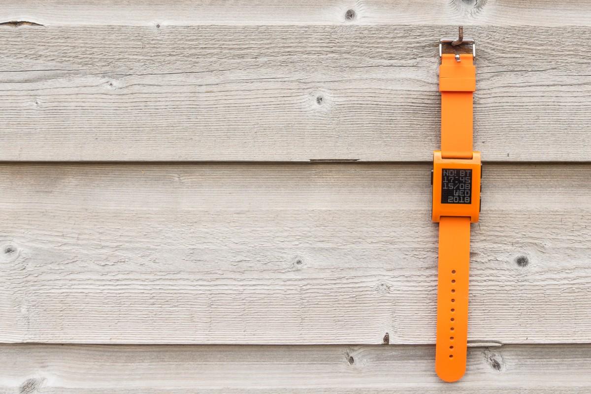 Умные часы Pebble: как в одночасье стать раритетом - 6