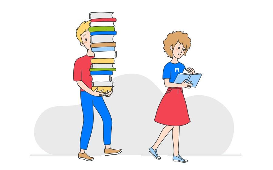 Ваш стиль чтения книг много говорит о вашем интеллекте — и вот почему - 1