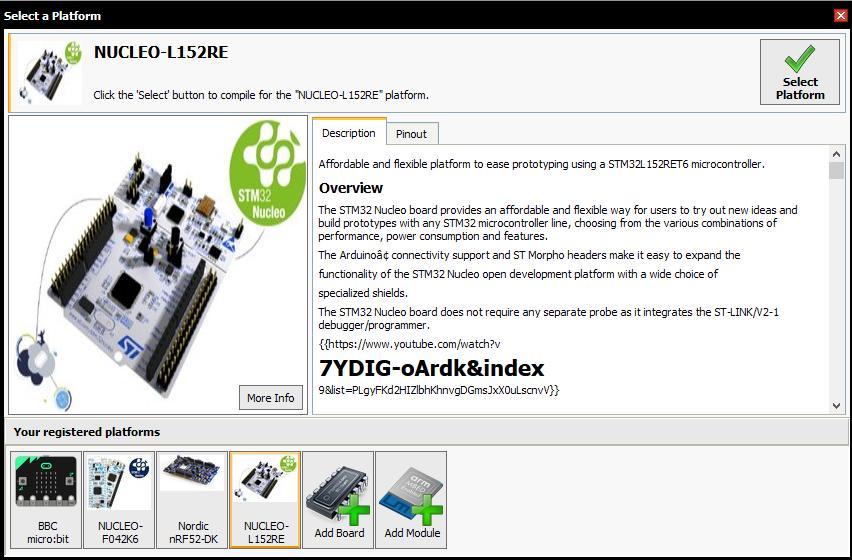 Быстрый старт с ARM Mbed: разработка на современных микроконтроллерах для начинающих - 4