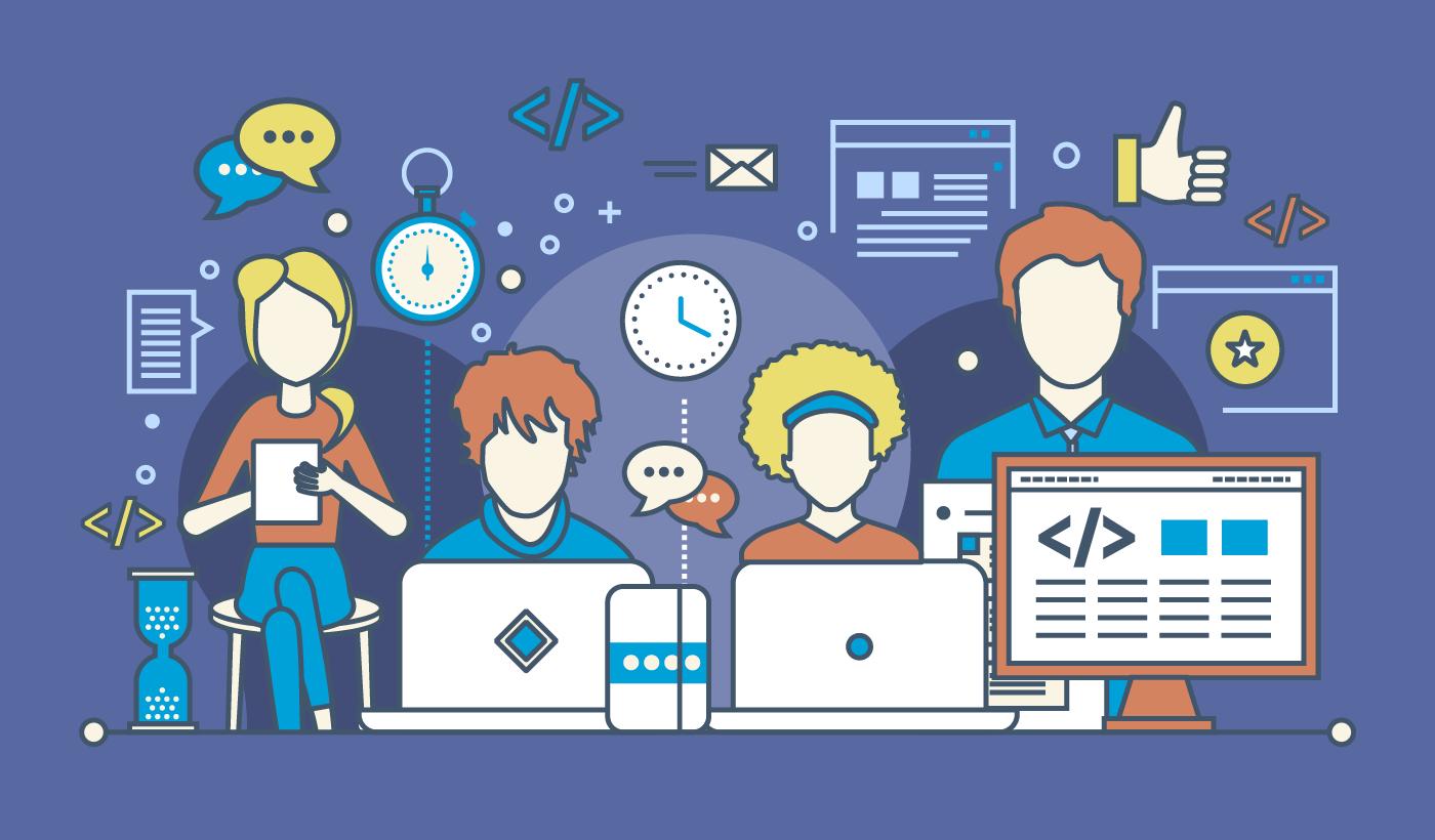 Пятничные вебинары от Skillbox: разработка и все о ней - 1