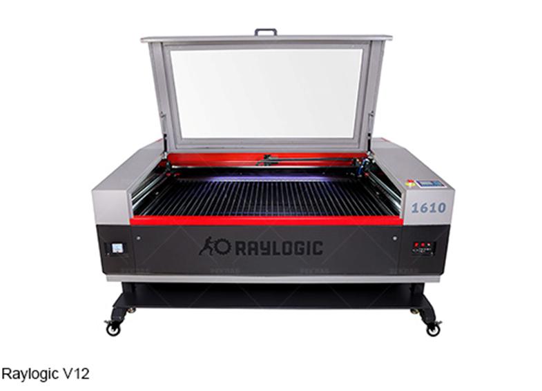 Сравнение станков лазерной резки Raylogic 11G и Raylogic V12 - 2